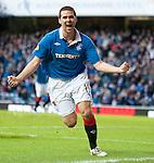 120211 Rangers v Motherwell
