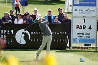 Cormac Sharvin (NIR) in action during the final round of the Hauts de France-Pas de Calais Golf Open, Aa Saint-Omer GC, Saint- Omer, France. 16/06/2019<br /> Picture: Golffile | Phil Inglis<br /> <br /> <br /> All photo usage must carry mandatory copyright credit (© Golffile | Phil Inglis)