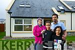 The Askar Family, Crystal Fountain, Tralee l-r  Omnia Askar,  Mohamed Askar, Yasser Askar, Fatma Askar,