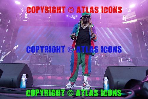 Lil Wayne; Live: 2019<br /> Photo Credit: JOSH WITHERS/ATLASICONS.COM
