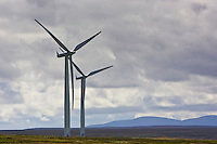 Causeymire Wind Farm, Caithness, Scotland, United Kingdom