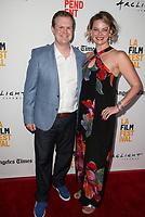 "15 June 2017 - Culver City, California - Daniel Powell, Kirsten Earl. 2017 Los Angeles Film Festival - Premiere Of ""Becks"" held at ArcLight Culver City. Photo Credit: F. Sadou/AdMedia"