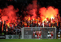 Chicago Fire vs Portland Timbers July 16 2011