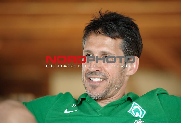 24.07.2013, Lindner Golf Resort, Blankenhain, GER, 1.FBL, Werder Bremen Thomas Eichin, im Bild Thomas Eichin (Geschaeftsfuehrer Sport Werder Bremen)<br /> <br /> Foto &copy; nph / Frisch