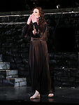 Marin Mazzie during the closing night performance curtain call of the  New York City Center Encores! presents 'Zorba!' at City Center on May 10, 2015 in New York City.