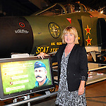 Christina Olds at US Air Force Museum 06/21/16