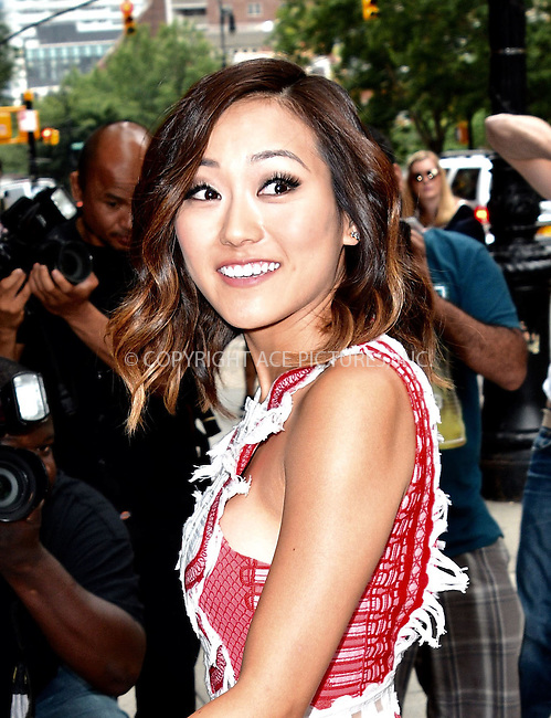 www.acepixs.com<br /> <br /> August 1 2016, New York City<br /> <br /> Actress Karen Fukuhara continues to promote 'Suicide Squad' on August 1 2016 in New York City<br /> <br /> By Line: Curtis Means/ACE Pictures<br /> <br /> <br /> ACE Pictures Inc<br /> Tel: 6467670430<br /> Email: info@acepixs.com<br /> www.acepixs.com