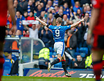 07.04.2018 Rangers v Dundee:<br /> Kenny Miller