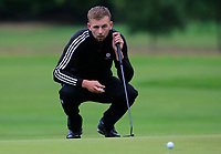 Gian-Marco Petrozzi (AM)(ENG) on the 10th green during Round 2 of the Bridgestone Challenge 2017 at the Luton Hoo Hotel Golf &amp; Spa, Luton, Bedfordshire, England. 08/09/2017<br /> Picture: Golffile | Thos Caffrey<br /> <br /> <br /> All photo usage must carry mandatory copyright credit     (&copy; Golffile | Thos Caffrey)