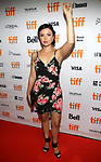 Mary Galloway attends the TIFF Soiree during the 2017 Toronto International Film Festival at TIFF Bell Lightbox on September 6, 2017 in Toronto, Canada.