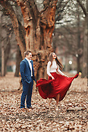 Liz & Leo Engagement