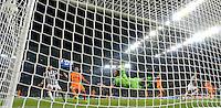 Juventus' Fernando Llorente (R) scores his 2-2 goal  Torino 05/11/2013  Juventus Stadium UEFA Champions League 2013/2014  Football Calcio Juventus - Real Madrid  Foto Giorgio Perottino / Insidefoto