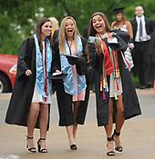 UA Fulbright College graduation 5/12/2017