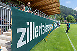 05.07.2019, Parkstadion, Zell am Ziller, AUT, TL Werder Bremen - Tag 01<br /> <br /> im Bild / picture shows <br /> <br /> Fans Zillertal <br /> <br /> <br /> Foto © nordphoto / Kokenge