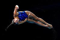 Picture by Alex Whitehead/SWpix.com - 14/04/2018 - Commonwealth Games - Diving - Optus Aquatics Centre, Gold Coast, Australia - Grace Reid of Scotland competes in the Women's 3m Springboard final.