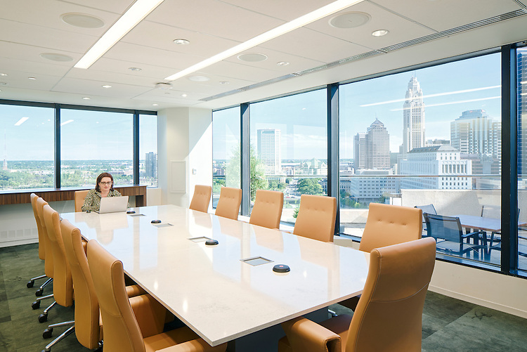 CBRE Home Office   Turner Construction Company