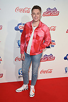 LONDON, UK. December 08, 2018: Roman Kemp at Capital's Jingle Bell Ball 2018 with Coca-Cola, O2 Arena, London.<br /> Picture: Steve Vas/Featureflash
