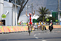 Anna Harkowska (POL), <br /> SEPTEMBER 17, 2016 - Cycling - Road : <br /> Women's Road Race C4-5 <br /> at Pontal <br /> during the Rio 2016 Paralympic Games in Rio de Janeiro, Brazil.<br /> (Photo by AFLO SPORT)