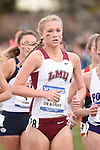 November 1, 2014; Sunnyvale, CA, USA; Loyola Marymount Lions runner Kayla de Bondt (28) competes during the WCC Cross Country Championships at Baylands Park.