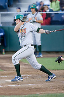 June 25, 2008: The Boise Hawks' Rebel Ridling at-bat against the Everett AquaSox during a Northwest League game at Everett Memorial Stadium in Everett, Washington.