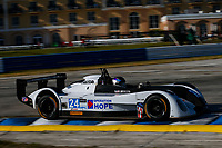#24 Eurosport Racing, Elan DP02, MPC: Tim George