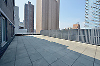 Roof Deck at 88 Leonard Street