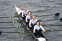 Crew: 283  Henley RC  Event: Girls J16 Quads<br /> <br /> Schools' Head of the River 2017<br /> <br /> To purchase this photo, or to see pricing information for Prints and Downloads, click the blue 'Add to Cart' button at the top-right of the page.