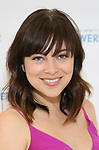 Krysta Rodriguez attends the Media Day for 33rd Annual Powerhouse Theater Season at Ballet Hispanico in New York City.