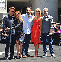 www.acepixs.com<br /> <br /> May 21 2017, LA<br /> <br /> Tom Cruise, Sofia Boutella, Jake Johnson, Annabelle Wallis and Alex Kurtzmanat the Universal Celebrates 'The Mummy Day' with 75-Foot Sarcophagus Takeover at Hollywood And Highland on May 20, 2017 in Hollywood, California.<br /> <br /> By Line: Peter West/ACE Pictures<br /> <br /> <br /> ACE Pictures Inc<br /> Tel: 6467670430<br /> Email: info@acepixs.com<br /> www.acepixs.com