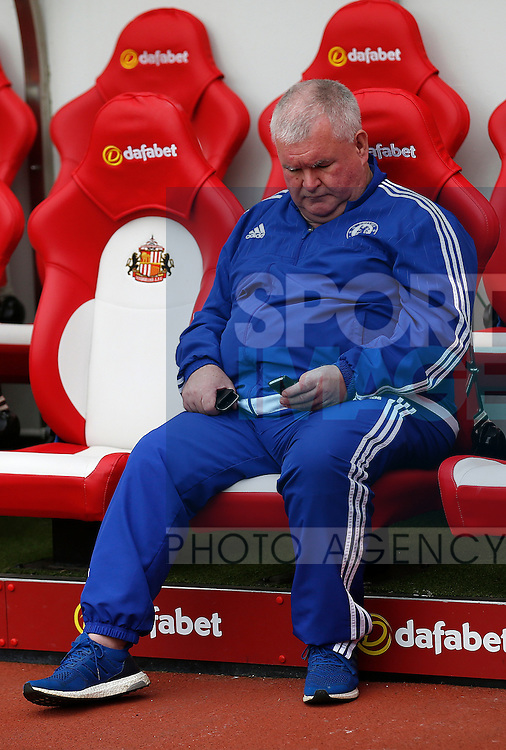Gary Staker of Chelsea during the Barclays Premier League match at the Stadium of Light, Sunderland. Photo credit should read: Simon Bellis/Sportimage