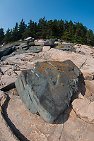 Schoodic Point, Acadia National Park, Mt. Desert Island, Maine, US
