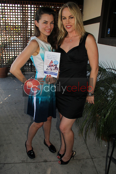 """Alicia Arden, Christy Oldham<br /> Christy Oldham's Healthy Dogs Presents """"No Excuse For Animal Abuse"""" Fashion Show to benefit St. Martin Animal Foundation, Joes's Great American Bar and Grill, Burbank, CA 08-30-14<br /> David Edwards/DailyCeleb.com 818-249-4998"""