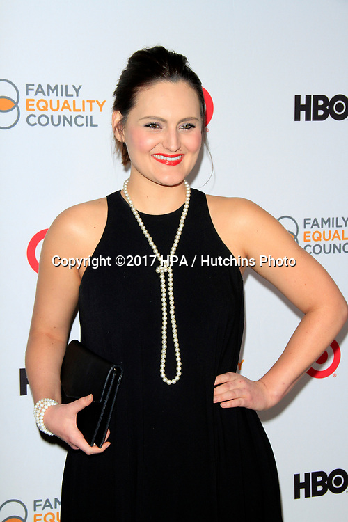 LOS ANGELES - MAR 11:  Mary Chieffo at the Family Equality Council's Annual Impact Awards at the  Beverly Wilshire Hotel on March 11, 2017 in Beverly Hills, CA