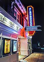 09 November 2019 - Hamilton, Ontario, Canada.  The Playhouse Cinema, a Hamilton Film Festival venue. Photo Credit: Brent Perniac/AdMedia