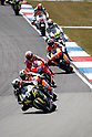 June 26, 2010 - Assen, Holland - Ben Spies powers his bike during the Dutch Grand Prix at Assen, Holland, on June 26, 2010. (Photo Andrew Northcott/Nippon News)..