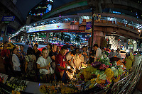 Candlelit vigil for Bangkok bombing  victims