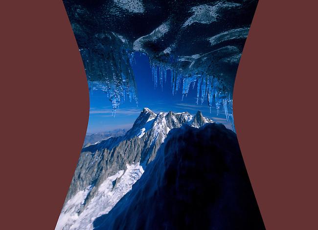 France Alps, Blanch range 1429t jpg | Skyum World Travel Images