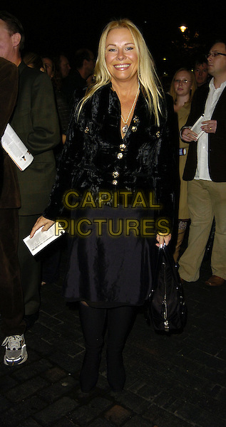 """PAMELA STEPHENSON.Attends """"Monty Python's Spamalot"""" VIP Gala Night, .Palace Theatre, London, England, October 17th 2006..full length.Ref: CAN.www.capitalpictures.com.sales@capitalpictures.com.©Can Nguyen/Capital Pictures"""
