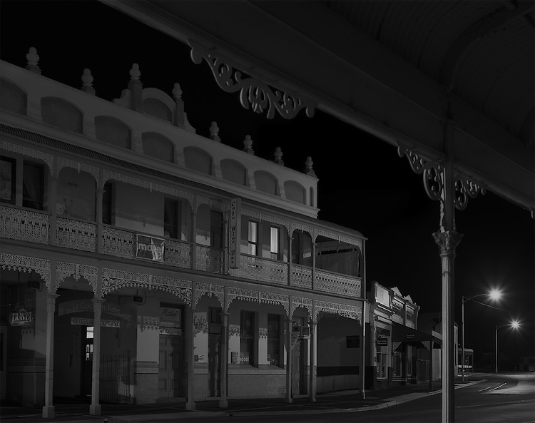 Art Hotel &amp; Main Street<br /> St. Arnaud