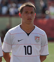 Luis Gil. The Under-17 US Men's National Team defeated Cuba 5-0 at the 2009 CONCACAF Under-17 Championship April 21, 2009 in Tijuana, Mexico.