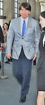 Hideki Matsui, May 9, 2013, Tokyo, Japan : Former professional baseball player Hideki Matsui leaves at Narita International Airport in Chiba prefecture, Japan on May 9, 2013. (Photo by AFLO)