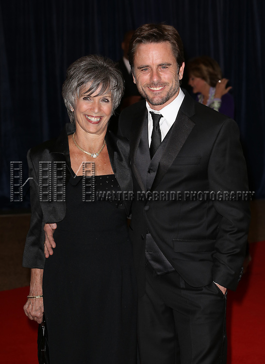 Charles Esten & Mom  attending the  2013 White House Correspondents' Association Dinner at the Washington Hilton Hotel in Washington, DC on 4/27/2013