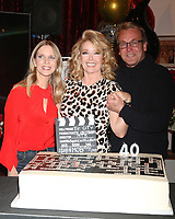 LOS ANGELES - FEB 20:  Lauralee Bell, Melody Thomas Scott, Doug Davidson at the Melody Thomas Scott Celebrates 40 Years on Y&R Event at CBS Television City on February 20, 2019 in Los Angeles, CA
