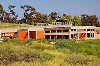 Peter and Mary Muth Interpretive Center, Balboa back bay, Newport Beach, California