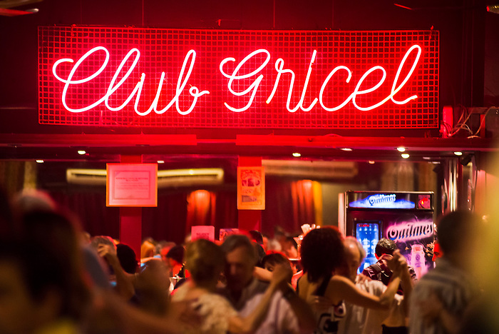 Club Gricel Milonga Club, Buenos Aires, Argentina
