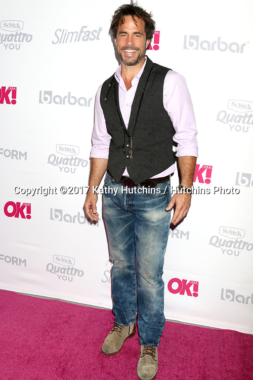 LOS ANGELES - MAY 17:  Shawn Christian at the OK! Magazine Summer Kick-Off Party at the W Hollywood Hotel on May 17, 2017 in Los Angeles, CA