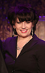 Beth Leavel attends a Special Press Preview at 54 Below on February 21, 2014 in New York City.
