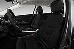Front seat view of 2018 Chevrolet Volt LT 5 Door Hatchback Front Seat  car photos