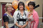 Olive Hanlon with Barbara McEvoy and Claire McGlew at her surprise 50th birthday party in Harrys, Mell...Photo NEWSFILE/Jenny Matthews.(Photo credit should read Jenny Matthews/NEWSFILE)....This Picture has been sent you under the condtions enclosed by:.Newsfile Ltd..The Studio,.Millmount Abbey,.Drogheda,.Co Meath..Ireland..Tel: +353(0)41-9871240.Fax: +353(0)41-9871260.GSM: +353(0)86-2500958.email: pictures@newsfile.ie.www.newsfile.ie.FTP: 193.120.102.198.