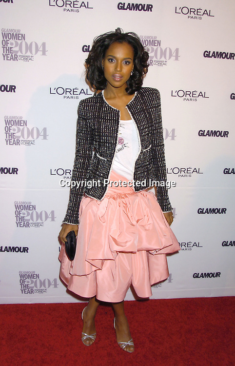 Kerry Washington..at The 15th Annual Glamour Magazine Women of the Year Awards on November 8, 2004 at The American Museum  of Natural History in New York City. ..Photo by Robin Platzer, Twin Images